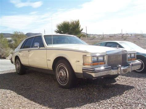 1981 Cadillac Seville by Sell Used 1981 Cadillac Seville In Lake Havasu City