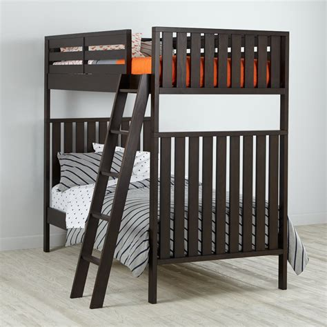 cargo bunk bed bunk beds loft beds the land of nod