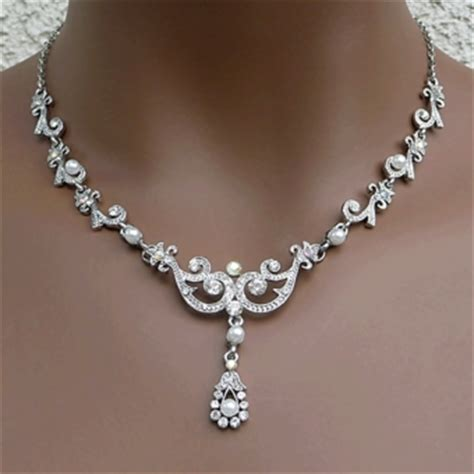 how to make wedding jewelry annabelle wedding jewelry sets vintage antique