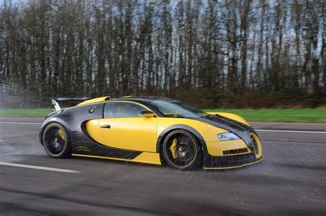 Bugati Vayron by Tuners Oakley Design Bugati Veyron Afbeeldingen Autoblog Nl