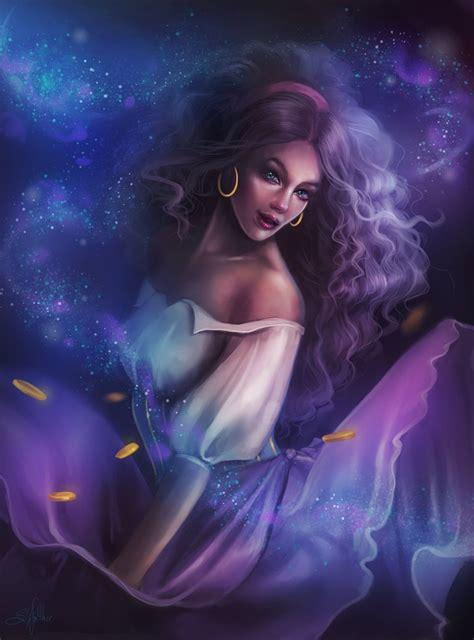 paint deviantart esmeralda by sandramalie on deviantart