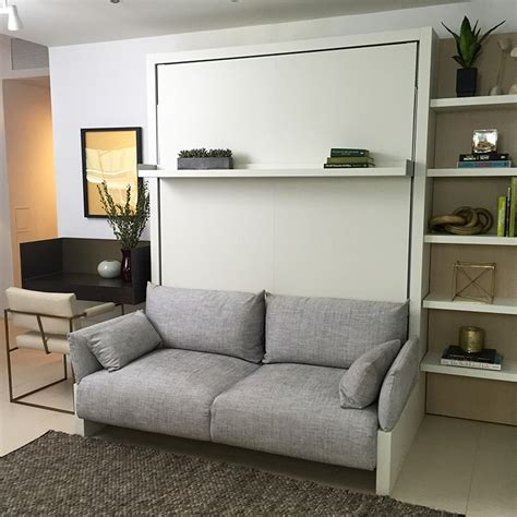 wall beds with sofa nuovoliola 10 resource furniture wall beds murphy beds