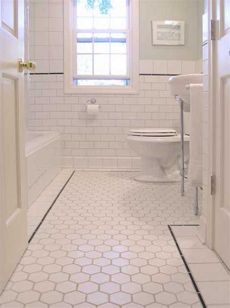 Tile Ideas For Small Bathroom by Bathroom Tile Flooring Ideas For Small Bathrooms Tile