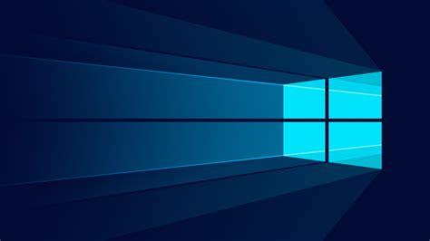 Free 4k Wallpapers For Windows 10 by Wallpaper Windows 10 Minimal Stock Logo Microsoft 4k