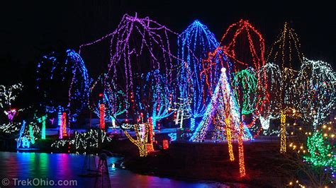 cincinnati zoo lights hours ohio events calendar 2017 trekohio