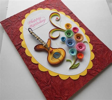 how to make handmade greeting cards for birthday beautiful handmade birthday cards for friends