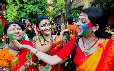 festival in india india welcomes the festival with rising