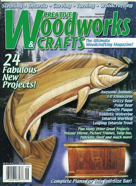 creative woodworking magazine creative woodworks crafts 094 2003 09 pdf
