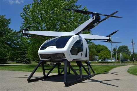Electric Helicopter Motor by Surefly Electric Helicopter At Air Show Flyer