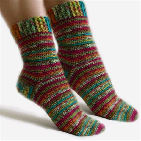 easy sock knitting pattern easy sock knitting patterns patterns gallery