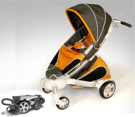 origami buggy origami stroller makes the baby buggy high tech