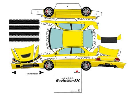 paper craft car 7 best images of papercraft printables cars disney cars