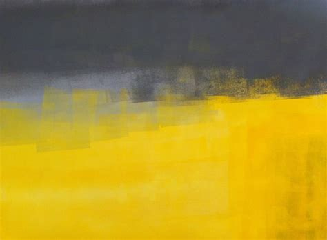 paint colors yellow and grey acrylic abstract painting yellow and grey modern