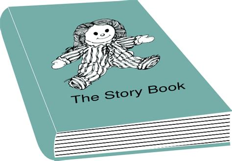 story book with pictures story book clip at clker vector clip