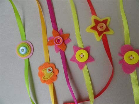 designs for children to make vishesh collections handmade by deepti rakhi cards with