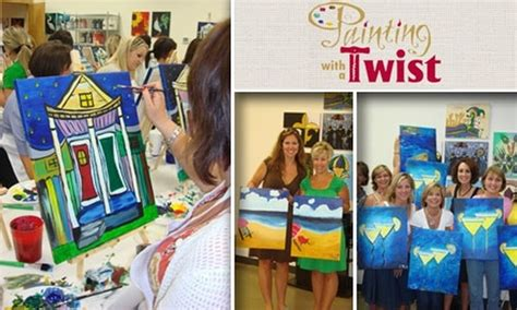 paint with a twist the woodlands painting with a twist the woodlands okayimage