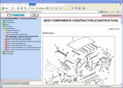 download car manuals pdf free 2008 mazda rx 8 transmission control mazda cx 7