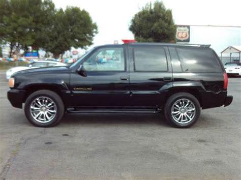 2000 Cadillac Escalade For Sale by 2000 Cadillac Escalade For Sale Carsforsale