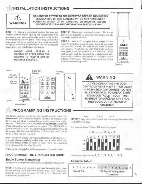 how to program overhead garage door opener how to program a universal garage door opener in