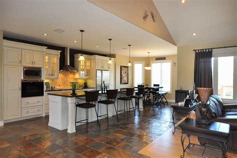 kitchen living room open floor plan floor plans open kitchen living room