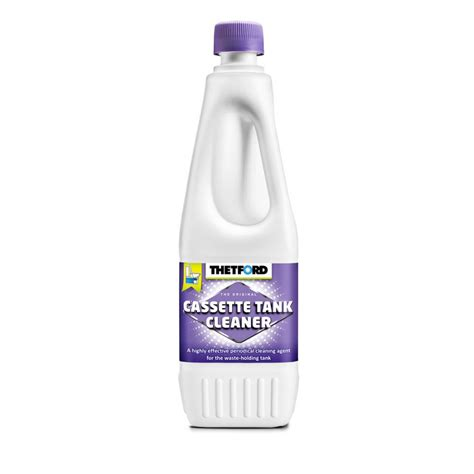 Thetford Toilet Cleaner by Thetford Chemical Toilet Cassette Tank Cleaner