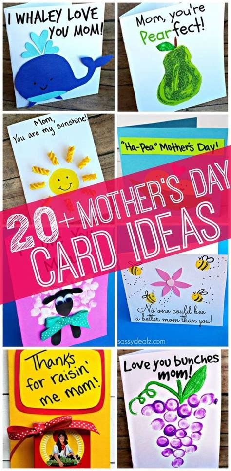 mothers day cards ideas for children to make easy s day cards crafts for to make crafty