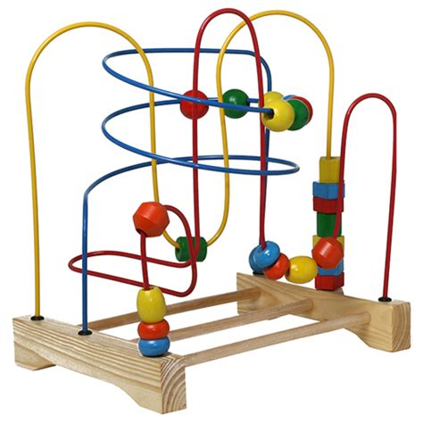 toys with on wires preschool educational toys wooden wire