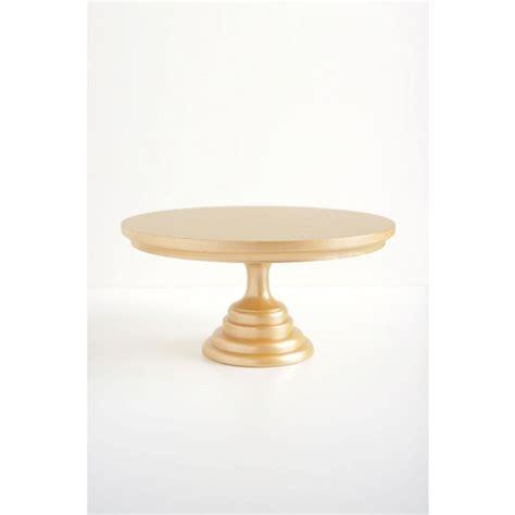 cake stand gold cake stand