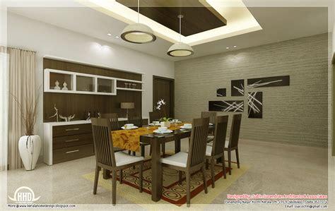 Interior Design For Kitchen And Dining kitchen and dining interiors kerala home design and