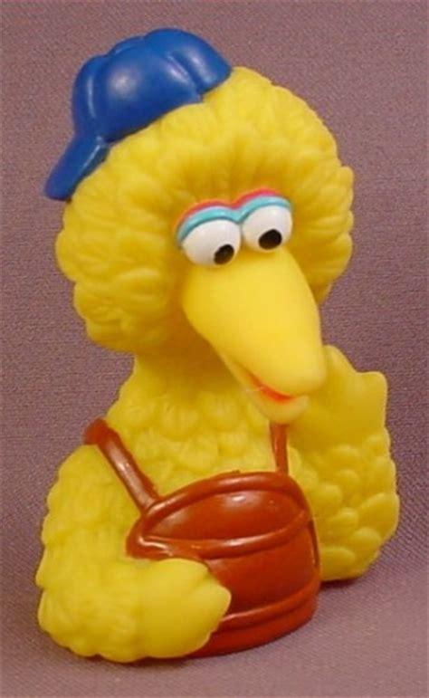 sesame rubber sts sesame big bird baseball umpire finger puppet
