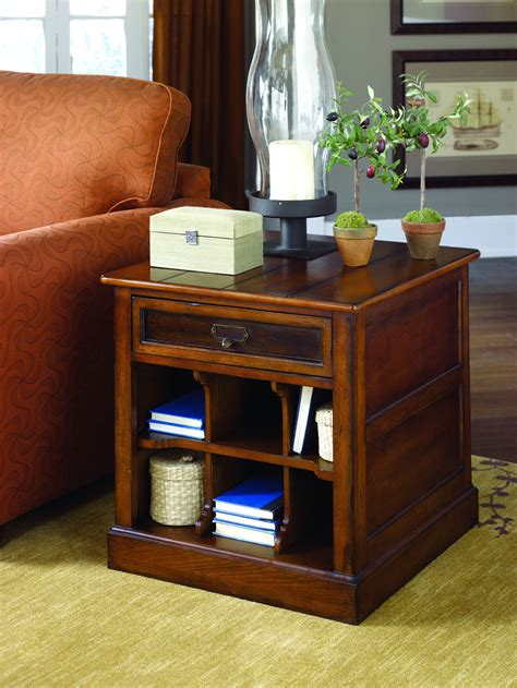 living room end tables with storage living room end tables with storage hekman living room