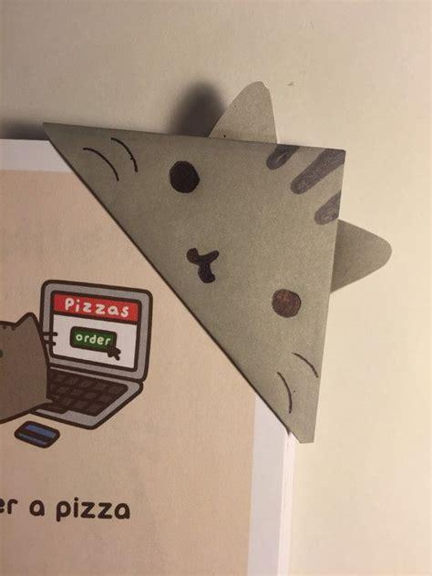 origami cat bookmark best 25 origami bookmark ideas on paper