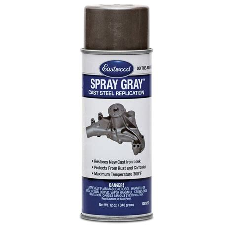 spray painter brendale eastwood spray gray detail paint aerosol 340grams