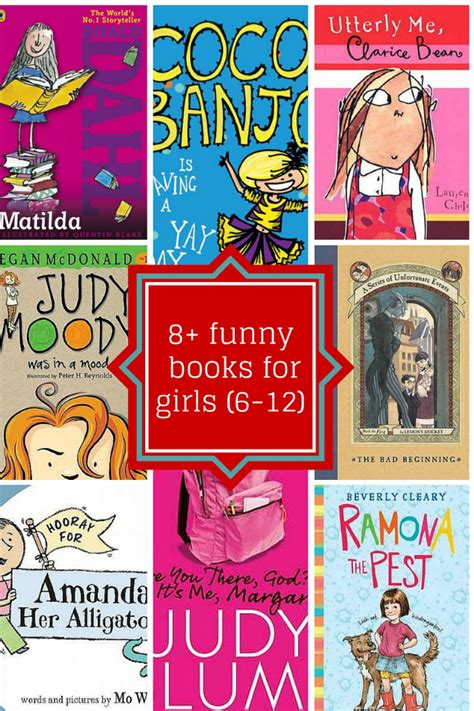 humorous picture books 8 books for 6 12 planning with