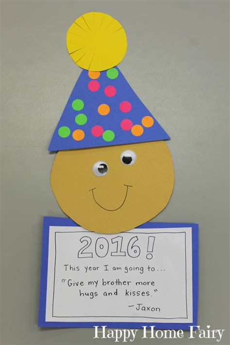 south crafts for easy new year s craft for preschoolers happy home