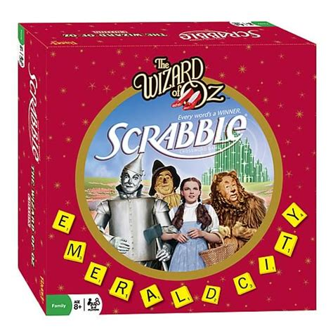 Wizard Of Oz Scrabble Fundex Wizard Of Oz At