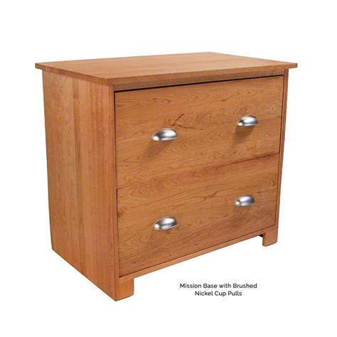 wood filing cabinet lateral new shaker 2 drawer lateral file cabinet vermont