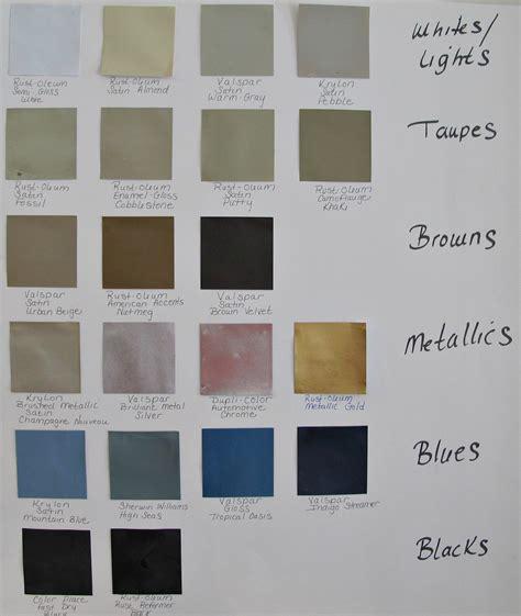 paint colors walmart 20 favorite spray paint colors friday favorites