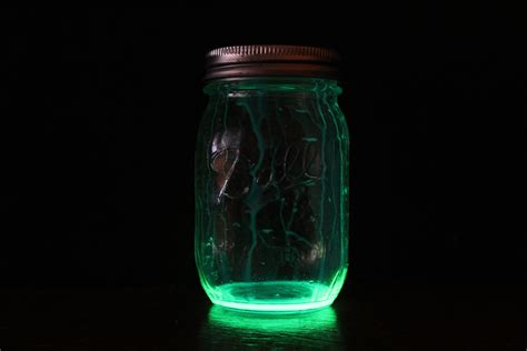 glow in the paint that lasts forever 4 ways to make galaxy glow in the jars wikihow