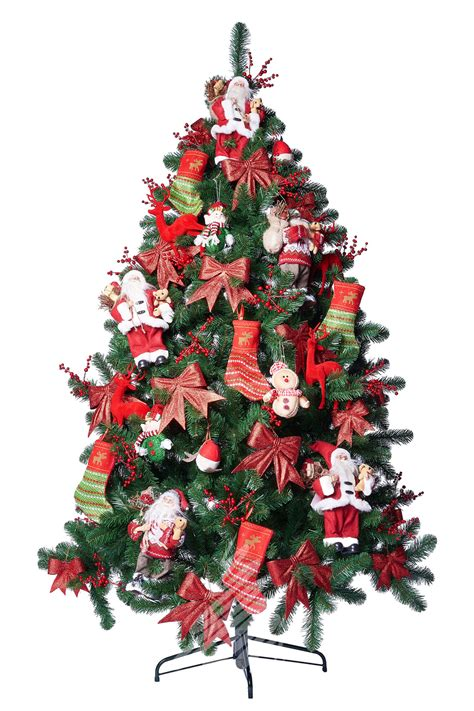 6ft tree storage bag 28 best artificial trees with decorations 23