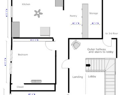 draw simple floor plan easy house plans mexzhouse
