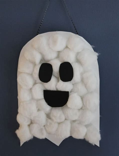 ghost craft for 13 haunted crafts for