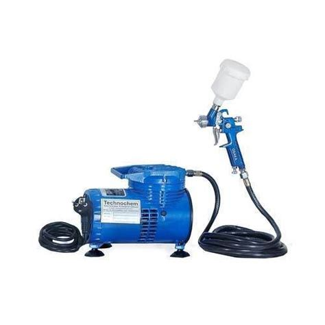 spray painting using air compressor mini air compressor with touch up spray gun ti 140 mini