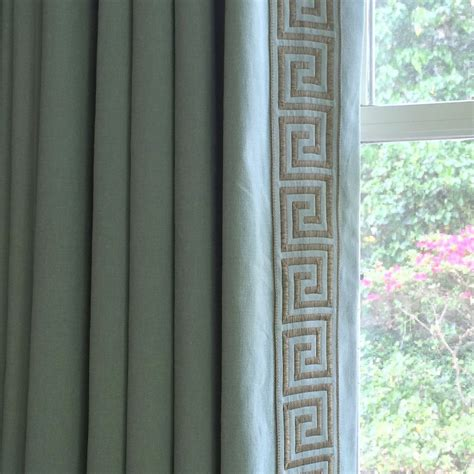 curtain trimmings today s design trend that s been here since