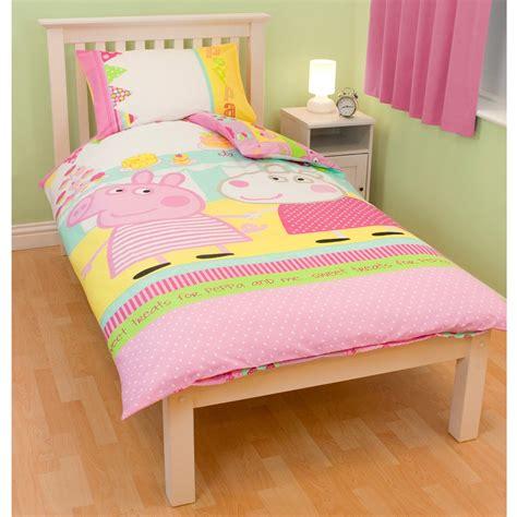 peppa pig bedroom furniture peppa pig bedding bedroom decor duvets wall stickers