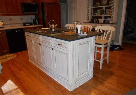 how to install kitchen island cabinets kitchen cabinet island with white color and black top home interior exterior