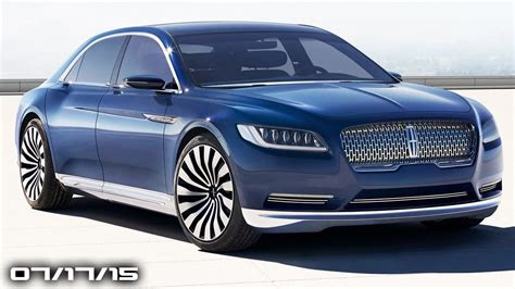 Lincoln Bmw by 2017 Lincoln Continental In Usa 2016 Gmc Bmw X1 M