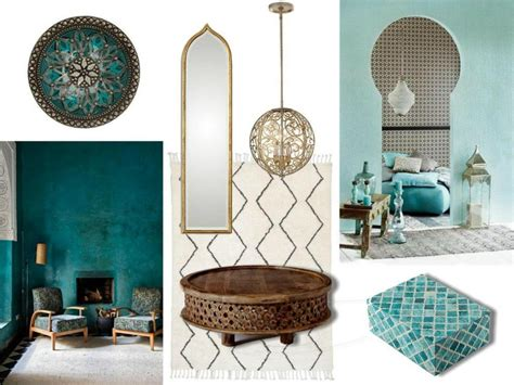 moroccan design home decor mood board moroccan style in interior design modern