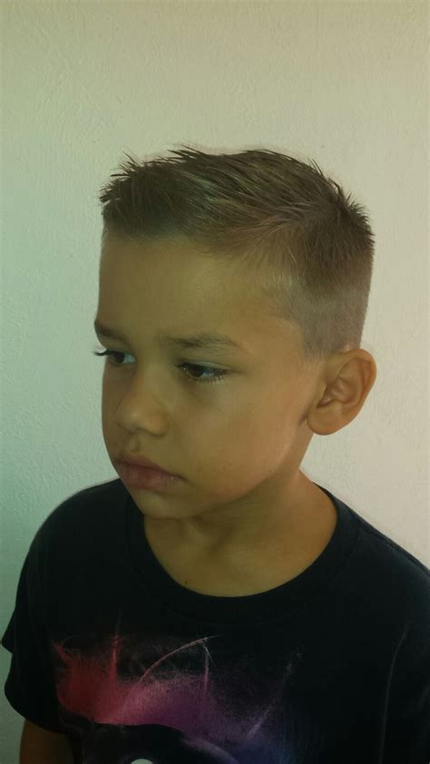 boys haircut with sides 25 best ideas about boy haircuts short on pinterest boy