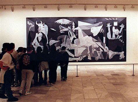 picasso paintings madrid museum guernica work by picasso britannica